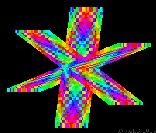 MixedPixels\Anim: th_Color3Star-SlatSpin1-s