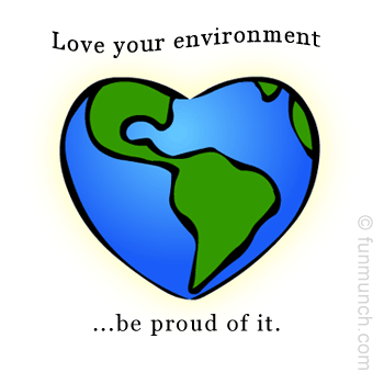 love your environment